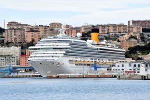 Costa Fortuna, le novità a bordo ed i tour dedicati a Genova
