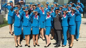 Eurowings, accordo con il sindacato austriaco Vida