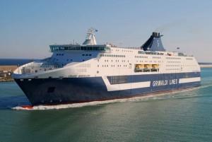 Sconti del 50% sui traghetti Grimaldi Lines per il Black Friday