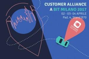 Customer Alliance, esperti di brand reputation alla Bit di Milano