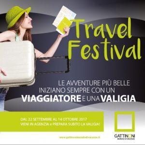 Gattinoni Mondo di Vacanze inaugura la campagna Travel Festival