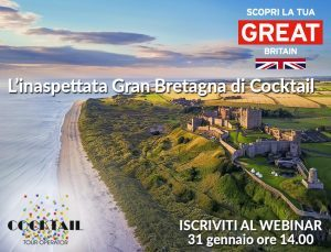 "La Gran Bretagna ""alternativa"": un webinar con Cocktail Viaggi"