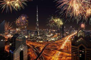 Mappamondo apre le vendite su Capodanno 2019 a Dubai