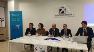 L'aeroporto di Comiso accoglie Blue Air con il nuovo volo per Torino