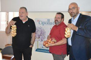 Chef Vissani tiene a battesimo l'edizione 2019 della Festa della cipolla di Cannara