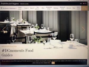 Dorchester Collection presenta le Dcmoments food guides: le destinazioni culinarie più instagrammabili