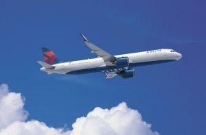Delta Air Lines ordina 100 Airbus A321neo Acf