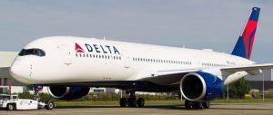 Delta Air Lines presenta il nuovo A350, in servizio dal 30 ottobre