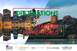 """Vita da Turista racconta il Giappone con """"Destination by italians in the world"""""""