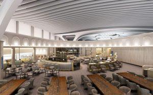 """""""Plaza Premium Lounge"""" un notevole plus per il T3 a Fiumicino"""