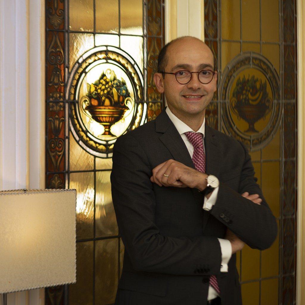 Grand Hotel Principe di Piemonte: Salvatore Longo è il nuovo direttore