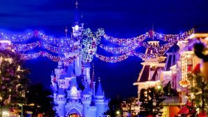 Disneyland Paris come regalo di Natale con sconti fino al 25%