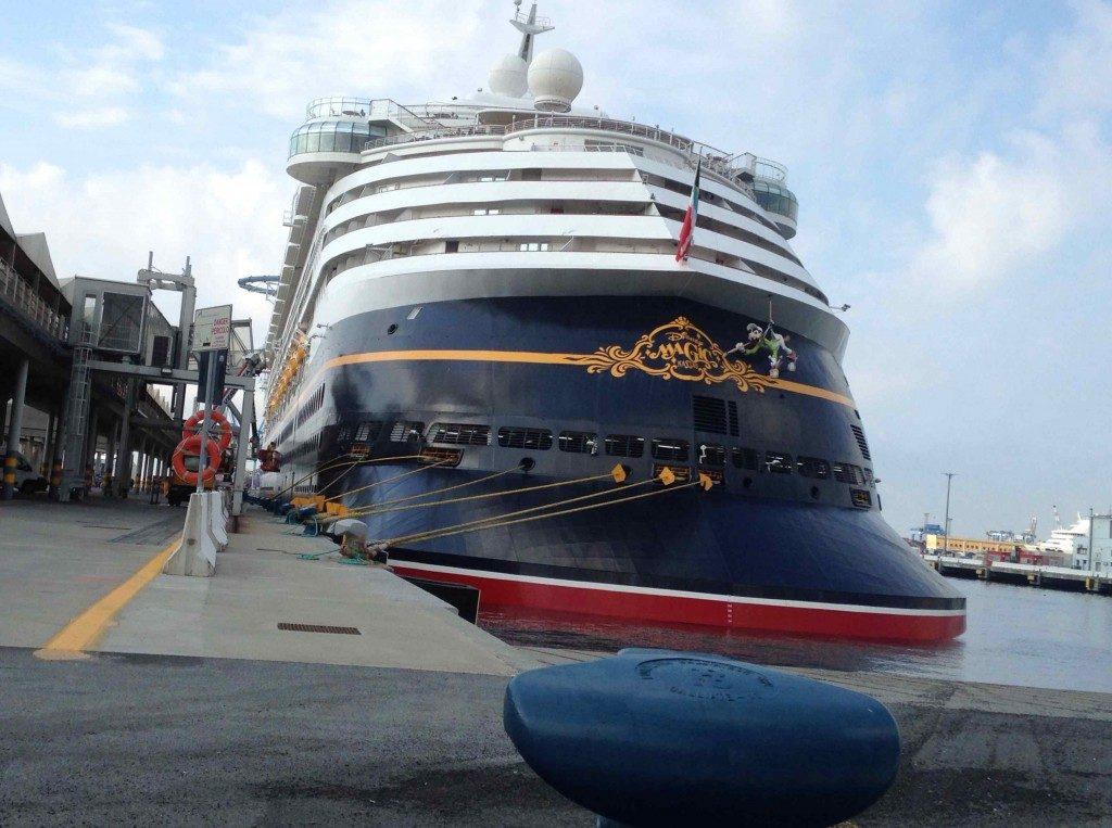 Disney Cruise Line in rotta sull'Italia insieme ad Albatravel