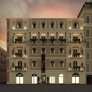Apre il Roma Dolce: la seconda struttura capitolina del brand The First