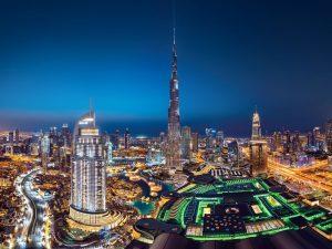 Guiness Travel lancia l'early booking sul Capodanno a Dubai