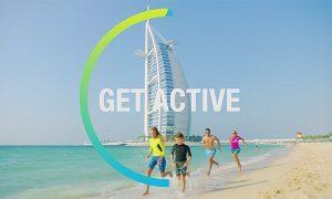 Dubai Fitness Challenge, l'emirato inaugura il mese dello sport