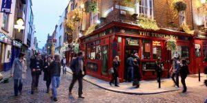 Turismo Irlandese spinge i city break a Dublino e Belfast