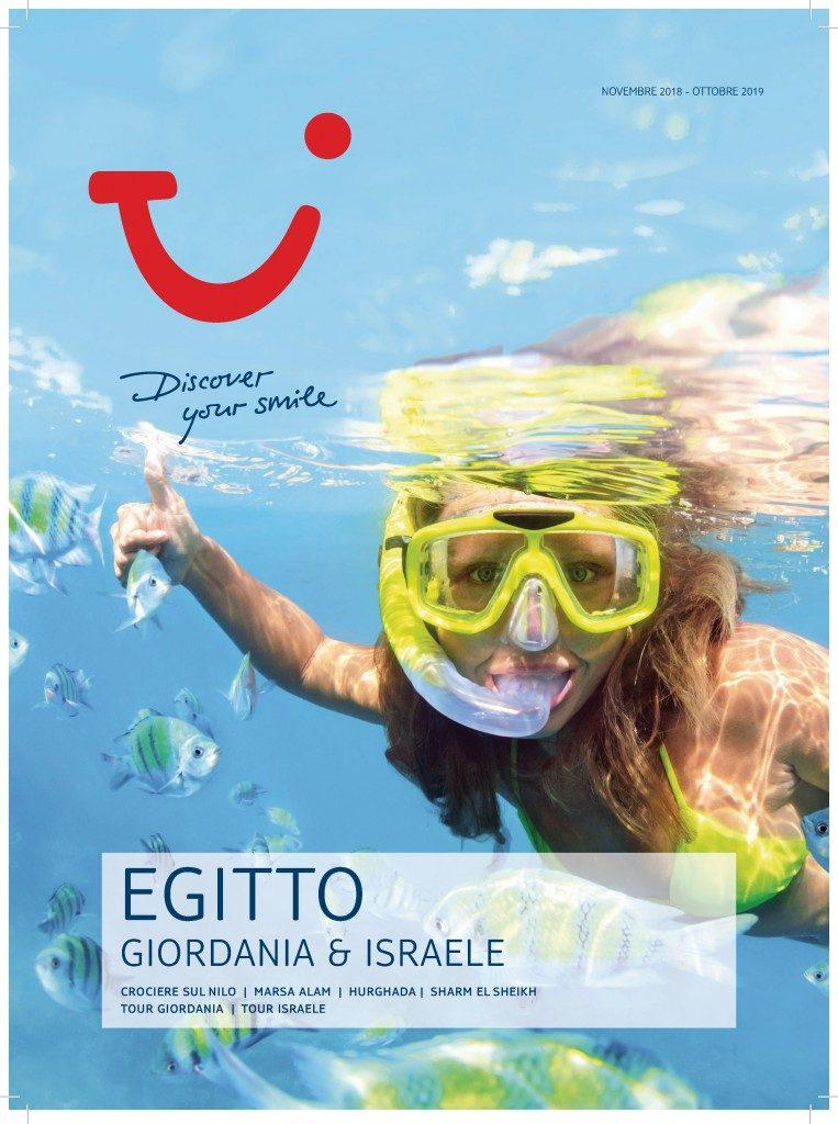 Tui Italia rinnova i cataloghi medio raggio. Egitto in agenzia