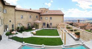 Debutta il Monastero di Cortona Hotel & Spa