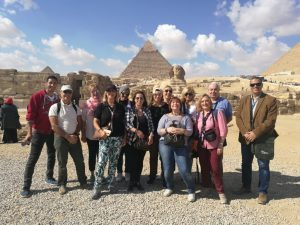 Educational Piramide, un successo firmato Fiavet e Ente turismo egiziano
