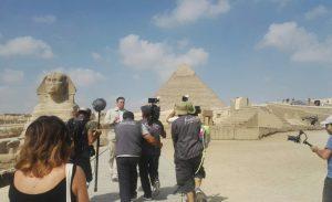 """""""Freedom – Oltre il confine"""" alla scoperta dei misteri dell'Egitto"""