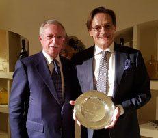 A Giacomo Guzzardi il premio di Hotel manager of the year Italia di Ehma