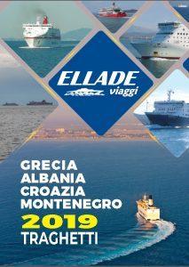 Ellade, il nuovo catalogo Traghetti con il meglio dell'offerta