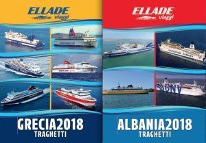 Ellade Viaggi presenta i cataloghi Grecia e Albania