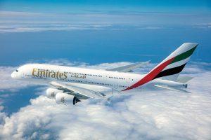 Emirates investe 150 milioni di dollari nel rinnovo della flotta