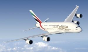 Emirates porta l'A380 sulla rotta Dubai-San Paolo