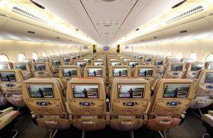 Emirates, a novembre entra il flotta il centesimo A380