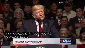 """Trump e Cuba: si torna al """"bloqueo"""""""