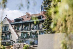 Sul Renon, dal 1908, il Park Hotel Holzner: quattro generazioni di ospitalità