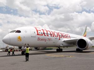 """Ethiopian Airlines si aggiudica il premio di """"affidabilità aerea"""""""