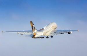 Etihad Airways: tariffe speciali per i 10 anni in Italia