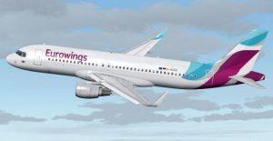 Eurowings accelera sul low cost a lungo raggio da Düsseldorf e Monaco