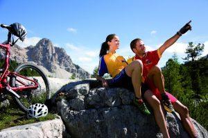 Excelsior Dolomites Life Resort, i tour guidati in bici lungo i 600 km di percorsi