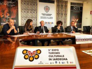 Sardegna, quinta edizione dell'Expo del turismo culturale