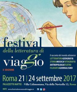 Festival della letteratura di viaggio a Roma fino a domenica
