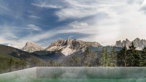 Forestis, apre a maggio il nuovo 5 stelle lusso sulle Dolomiti