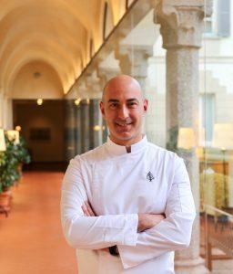 Four Seasons Milano, il ristorante La Veranda rinnova con Fabrizio Borraccino