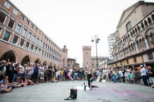 Ferrara: al Buskers Festival per scoprire i borghi e la musica di strada
