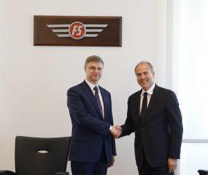 Fs Italiane e Ferrovie Russe, al via nuove sinergie commerciali