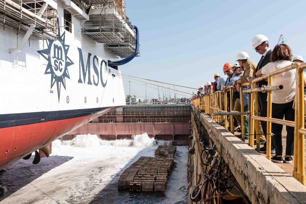 Fincantieri: futuro positivo, in attesa del bilaterale Italia-Francia su Stx France