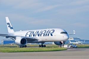 Finnair inaugura il volo per Canton