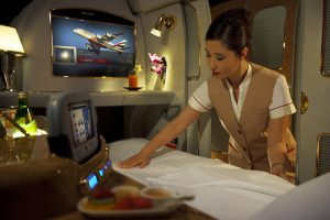 La first class di Emirates sul podio dei TripAdvisor Travelers' Choice awards