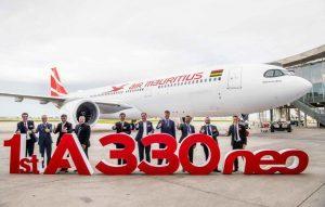 Airbus consegna ad Air Mauritius il primo A330neo