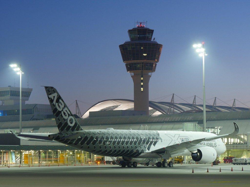 Munich Airport, numeri in crescita fine 3° trimestre