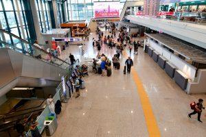 Fiumicino: passeggeri in crescita del +4,3% nel primo trimestre