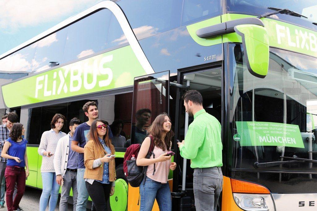 FlixBus lancia l'iniziativa #IoVoglioVotare
